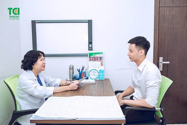 Khám sức khỏe sinh sản cho nam giới sẽ góp phần chuẩn bị tốt nhất cho tương lai của cặp vợ chồng.