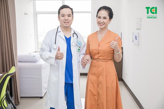 Nhiều nghệ sĩ Việt đã tin chọn Bệnh viện Thu Cúc để chăm sóc sức khỏe