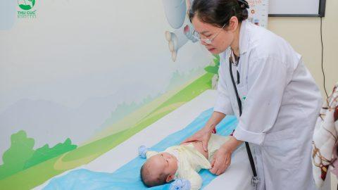 Cách chữa táo bón ở trẻ sơ sinh