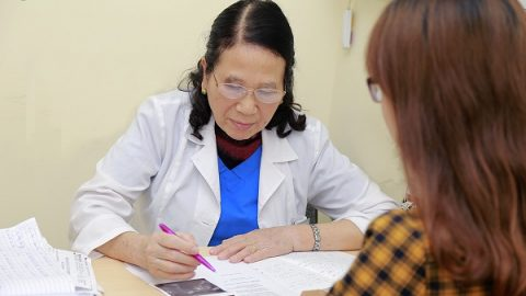 Gói khám phụ khoa tại Thu Cúc bao gồm những gì?