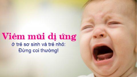 Bệnh viêm mũi mủ ở trẻ nhỏ: nguyên nhân và cách chữa trị ra sao?
