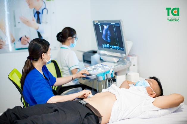 Ở danh mục chẩn đoán hình ảnh, thăm dò chức năng, người lao động sẽ được thực hiện: Chụp X Quang ngực thẳng, điện tim đồ, siêu âm ổ bụng tổng quát thường