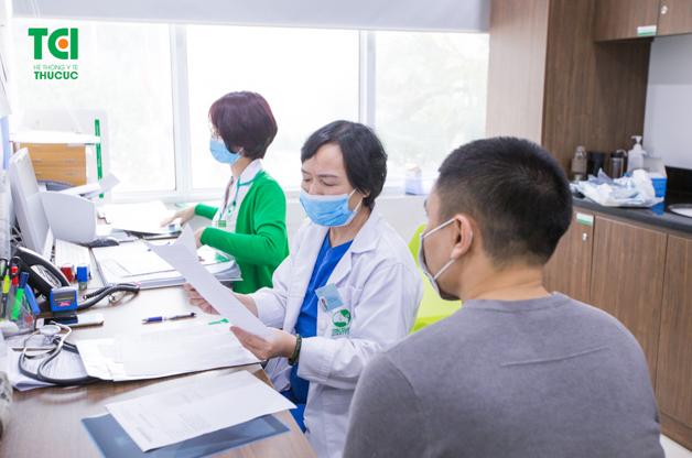 Khám sức khỏe định kỳ để hiểu rõ về sức khỏe của bản thân và phát hiện sớm bệnh tật