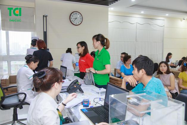 Khám sức khỏe định kỳ đem lại lợi ích cho cả doanh nghiệp và người lao động