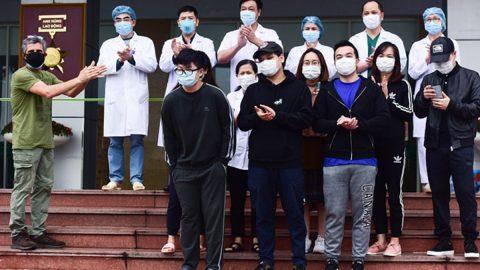 Thêm 11 người bệnh nhân COVID-19 khỏi bệnh