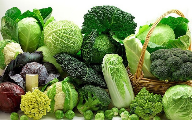 Nên bổ sung chất xơ từ rau xanh sau khi phẫu thuật