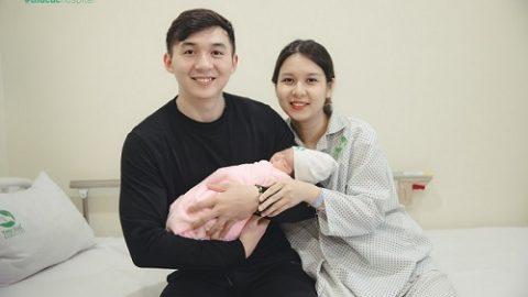 Bệnh viện Thu Cúc: Hỗ trợ 35% phí thai sản