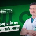 Dịch vụ tán sỏi ngoài cơ thể tại Bệnh viện ĐKQT Thu Cúc