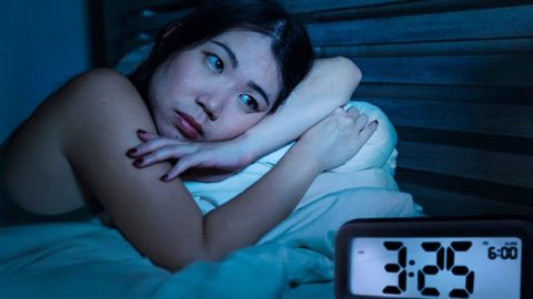 Mất ngủ kéo dài nguy hại hơn bạn tưởng