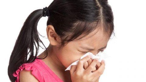 8 bệnh thường gặp ở trẻ dưới 5 tuổi phụ huynh cần biết