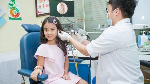 Gói khám – Trẻ em từ 6 đến dưới 16 tuổi – Khám sức khỏe tổng quát định kỳ