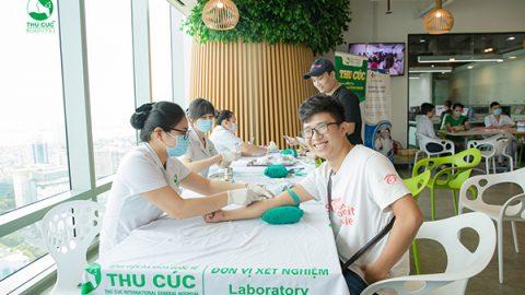 Công ty cổ phần Garena Việt Nam khám sức khỏe doanh nghiệp