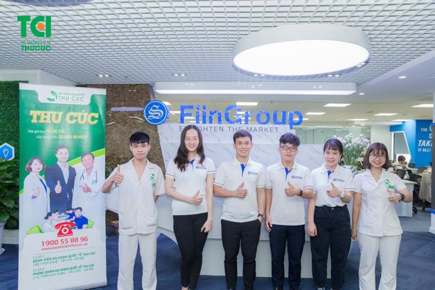 FiinGroup tin chọn Thu Cúc là địa chỉ chăm sóc sức khỏe cho người lao động năm 2020