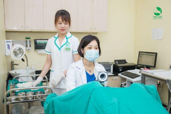 Quy trình khám phụ khoa định kỳ thông thường sẽ diễn ra theo trình tự 4 bước