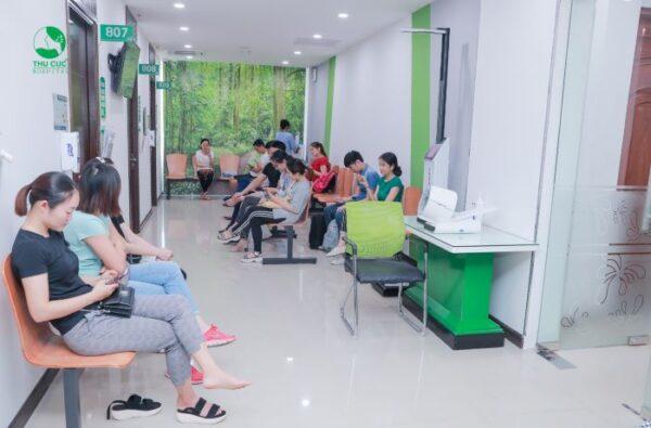 Thu Cúc là cơ sở y tế chất lượng, uy tín, đội ngũ bác sĩ chuyên môn cao nhiều năm kinh nghiệm