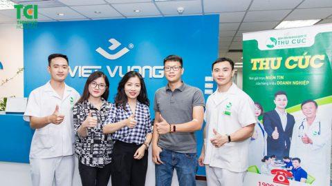 Khám sức khỏe doanh nghiệp Công ty Viễn thông Việt Vương