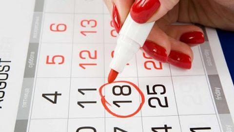 Hướng dẫn cách tính chu kỳ kinh nguyệt để có thai và tránh thai