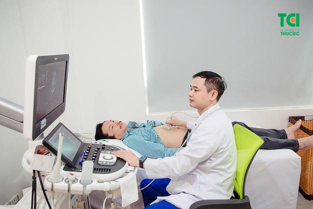 Siêu âm ổ bụng trong quy trình khám sức khỏe