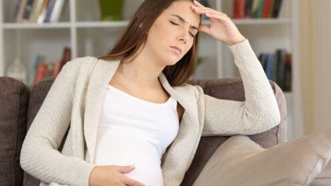 Các rối loạn tiêu hóa khi mang thai điều cần lưu ý