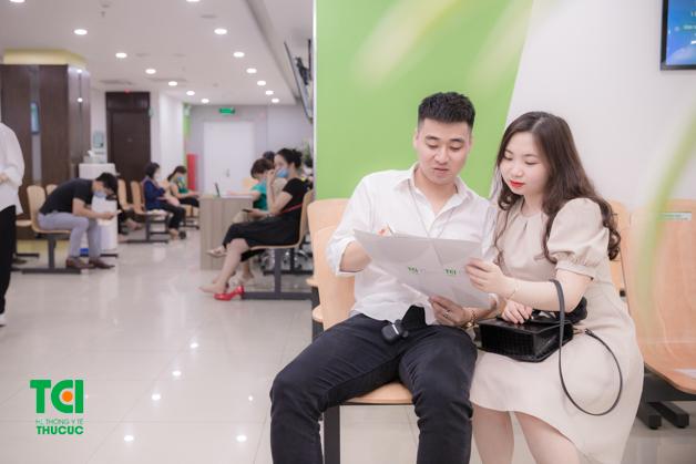 Khám tiền hôn nhân giúp trang bị kiến thức và tâm lý vững vàng cho cặp đôi sắp kết hôn