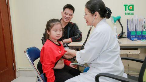 Trẻ em chụp X-quang có ảnh hưởng gì tới sức khỏe không?