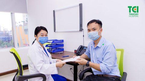 Công ty Thú y Xanh tổ chức khám sức khỏe doanh nghiệp