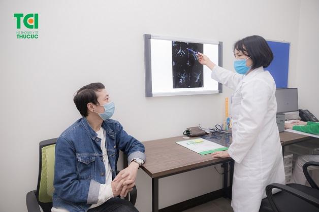 Chủ động thăm khám sớm có thể có thể giúp bạn điều trị hiệu quả đau nửa đầu phía sau.