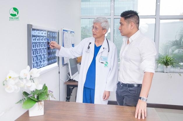 Cải thiện tình trạng thiếu máu não ở người trẻ nhờ chuyên gia Nội thần kinh tại Thu Cúc