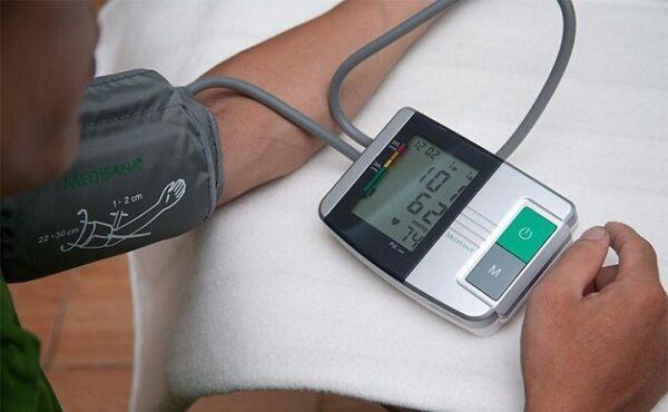 Đo huyết áp tại nhà huyết áp bệnh nhân ổn định