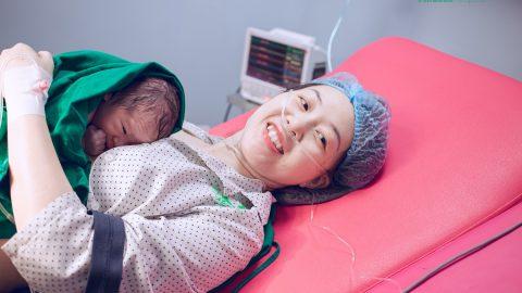 Lưu ý khi sinh thường cho mẹ bầu là gì?