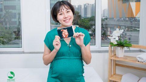 Tuần bao nhiêu siêu âm xác định giới tinh thai nhi được?