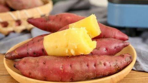 Góc hỏi đáp: sau sinh mổ ăn khoai lang được không?