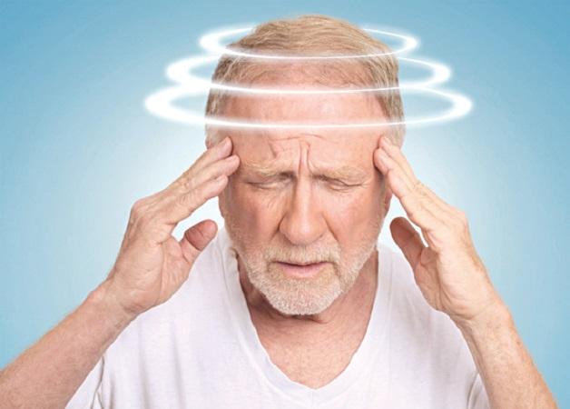 Hoa mắt, chóng mặt là biểu hiện rõ nét nhất của bệnh rối loạn tiền đình