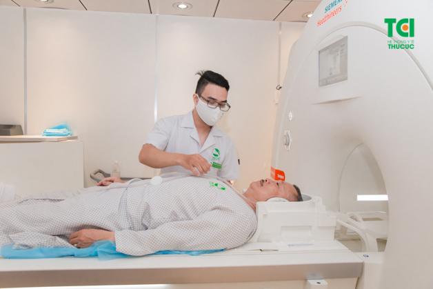 Hệ thống máy chụp CT hiện đại cho ra kết quả chính xác, nhanh chóng