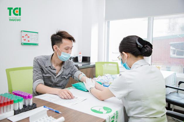 Xét nghiệm máu giúp phát hiện các bệnh viêm gan E, viêm gan A