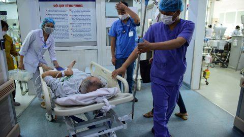 Cơn tăng huyết áp khẩn cấp có nguy hiểm không?