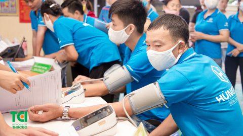 Khám sức khỏe Công ty cổ phần Hùng Phát