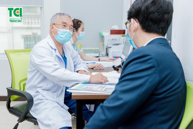 Khám sức khỏe định kỳ 6 tháng – 1 năm/ lần theo khuyến cáo của chuyên gia y tế