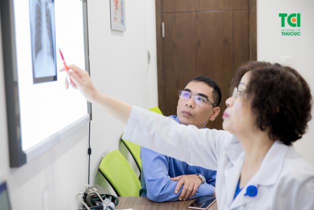 Đội ngũ bác sĩ đầu ngành, tận tâm với nghề và thấu hiểu tâm lý người bệnh