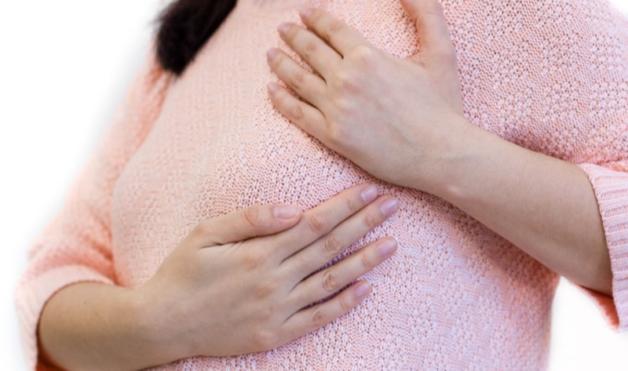 Bầu ngực to, đầy đặn hay nhũ hoa cứng hơn là biểu hiện bình thường của việc sắp rụng trứng và không gây hại đến sức khỏe chị em phụ nữ
