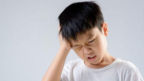 Bệnh đau đầu ở trẻ nhỏ: Chớ chủ quan để trẻ gặp nguy hiểm