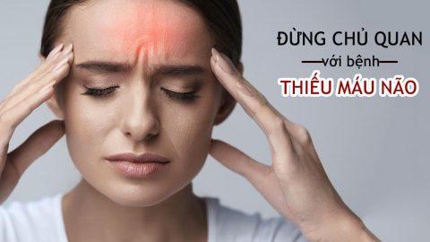 Thiếu máu não uống thuốc gì? Uống sai tai họa khôn lường!