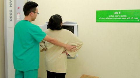 Chụp X quang phổi giúp chẩn đoán nhiều bệnh nguy hiểm