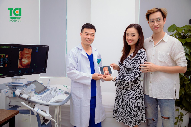 Thăm khám định kỳ giúp mẹ có thai kỳ khỏe mạnh