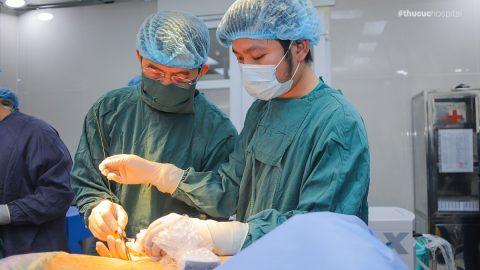 Kỹ thuật lấy sỏi qua da trong điều trị sỏi thận – tiết niệu