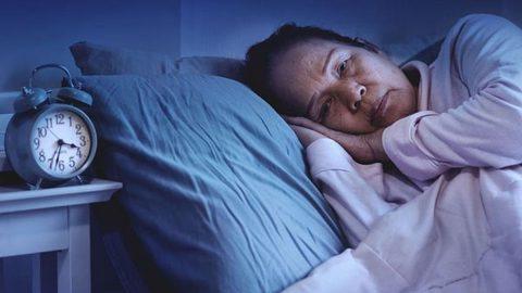 Mẹo nhỏ cải thiện chứng mất ngủ mạn tính