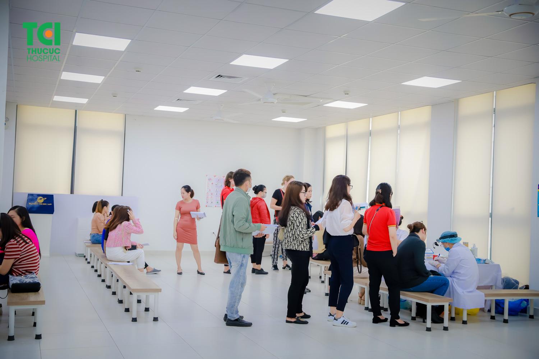 Phòng khám sức khỏe doanh nghiệp tại Hà Nội