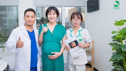 Nên thực hiện siêu âm đo độ mờ da gáy vào tuần thai
