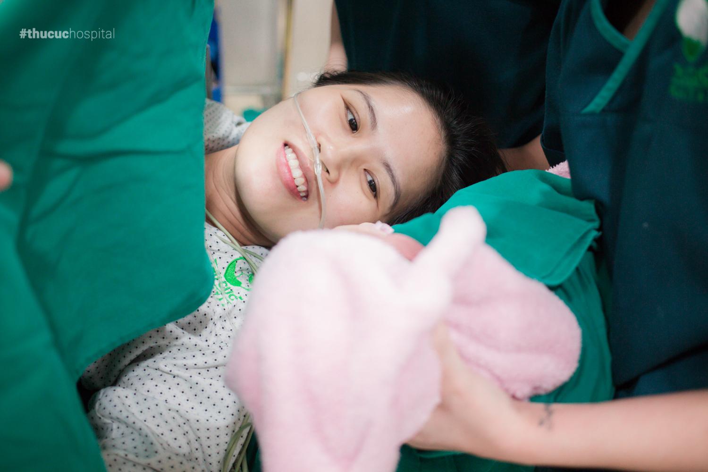 6 tuần là khoảng thời gian vừa đủ để cơ thể người mẹ có thể hồi phục hoàn toàn sau khi trải qua cuộc đại phẫu.