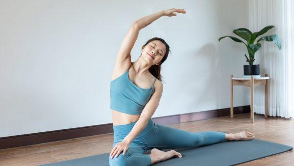 Yoga là một trong những bài tập được khuyến cáo điều trị rối loạn nội tiết